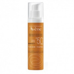 AVENE EMULSION COLOR SPF50...