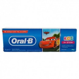 PASTA ORAL B KID CAR/FROZEN...