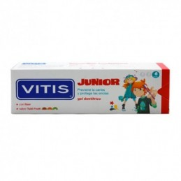 VITIS JUNIOR GEL DENTIFRICO...