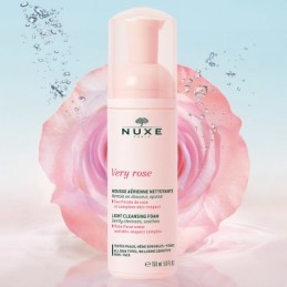 NUXE VERY ROSE MOUSSE...